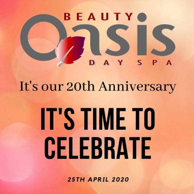 20th Anniversary Competition for Beauty Oasis Spa
